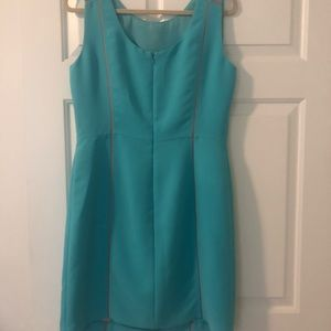 Teal blue Gianni Bini Dress